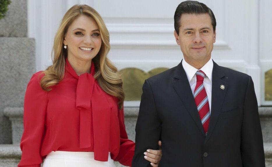 Angélica Rivera dinero boda