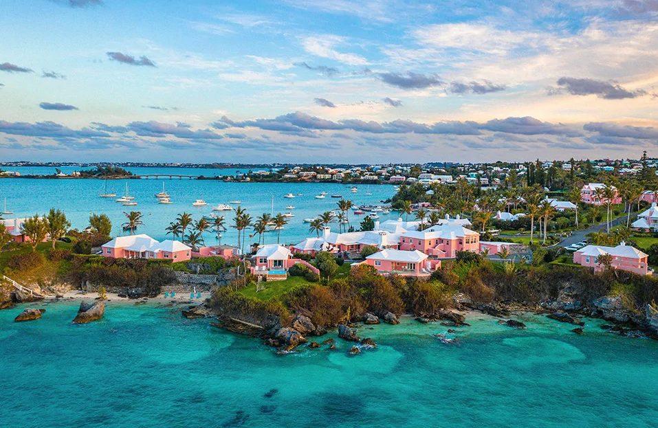 Bermudas visa nómadas digitales home office