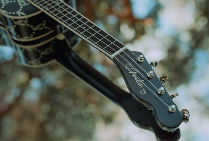 ukelele Billie Eilish Fender