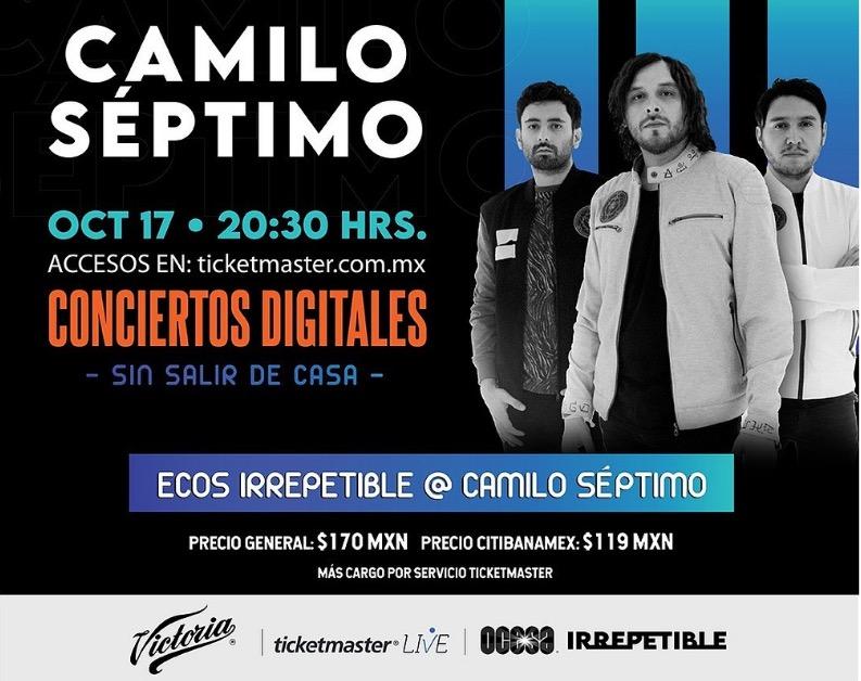 Camilo Séptimo concierto