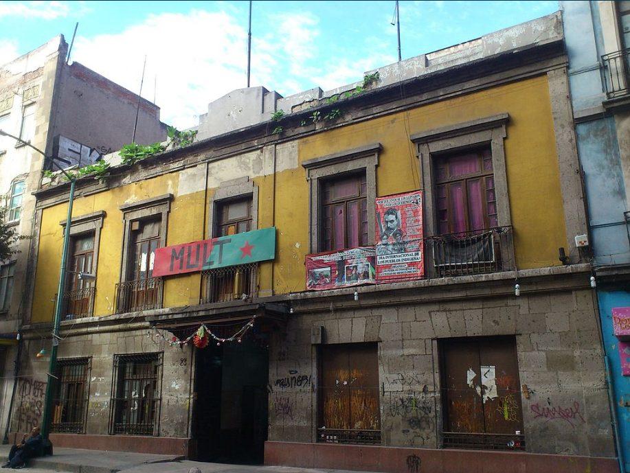 Casino Alemán Edificio Nazi Ciudad de México