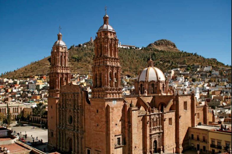 5 Catedrales de México que tienes que visitar
