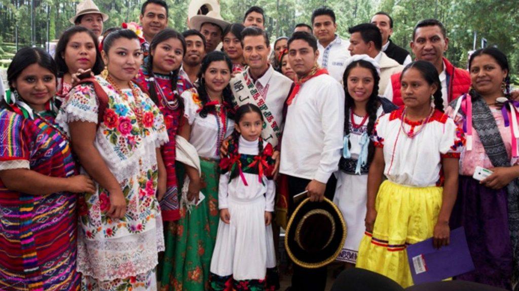 lenguas indígenas se hablan Ciudad de México