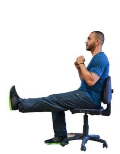 Cómo ejercitarte mientras estás en la oficina