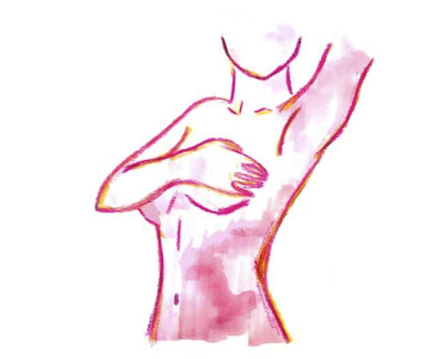 ¿Cómo realizar una autoexploración para prevenir el cáncer de mama?