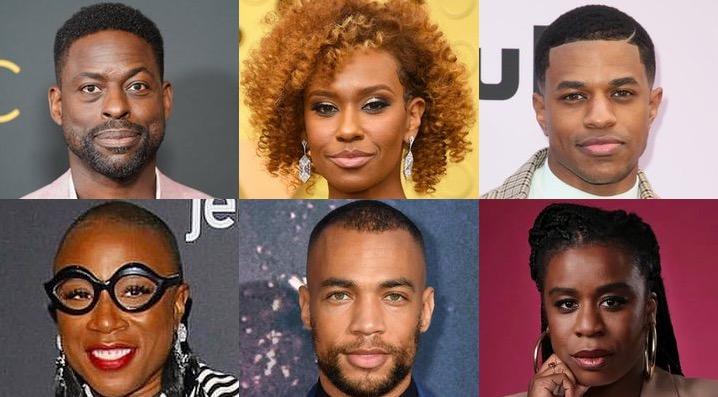 Friends actores negros