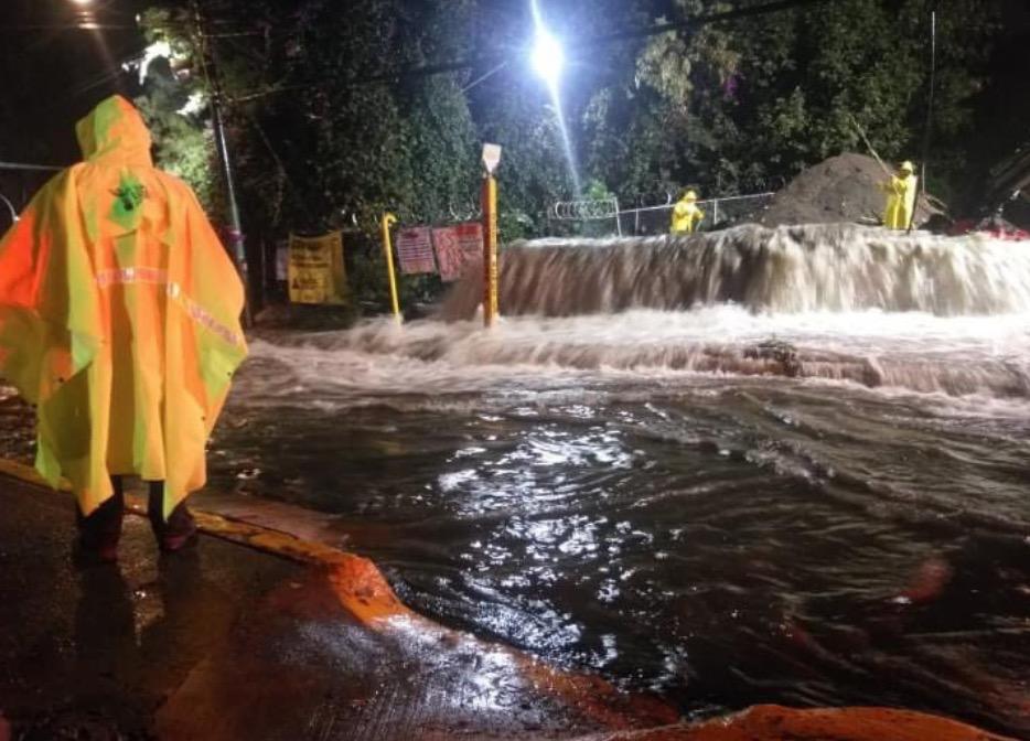 lluvias cdmx superan récord 20 años
