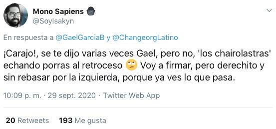 Gael Garcia Fidecine