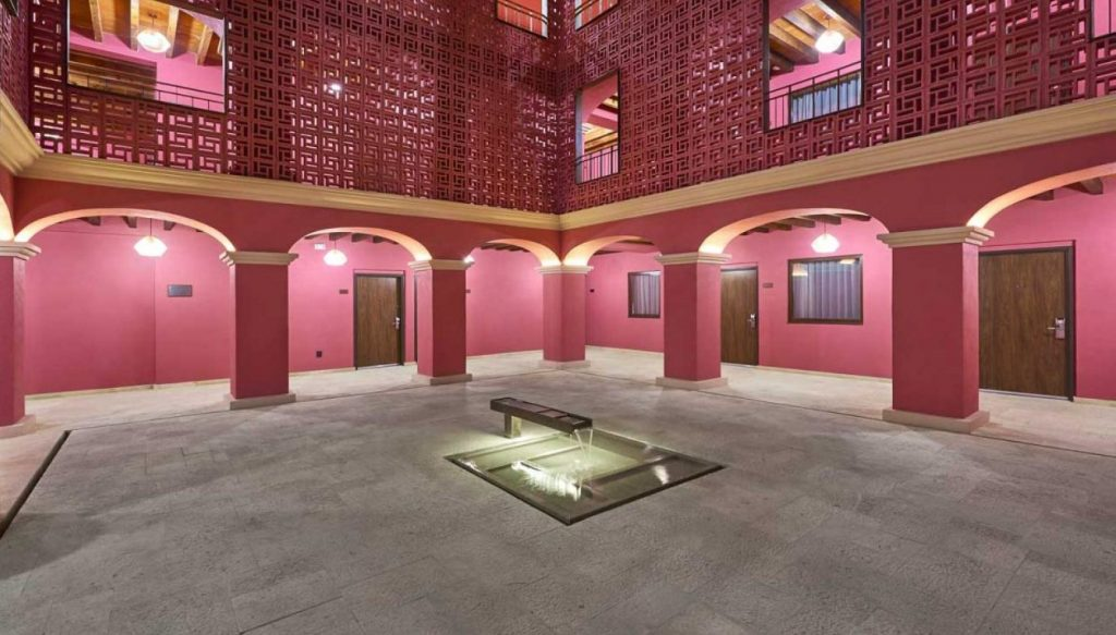 hotel rosa Oaxaca Centro Histórico
