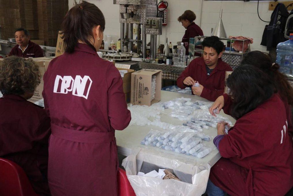 IPN INE tinta antivirus elecciones