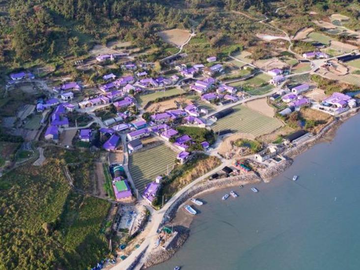 Purple Island Corea de Sur