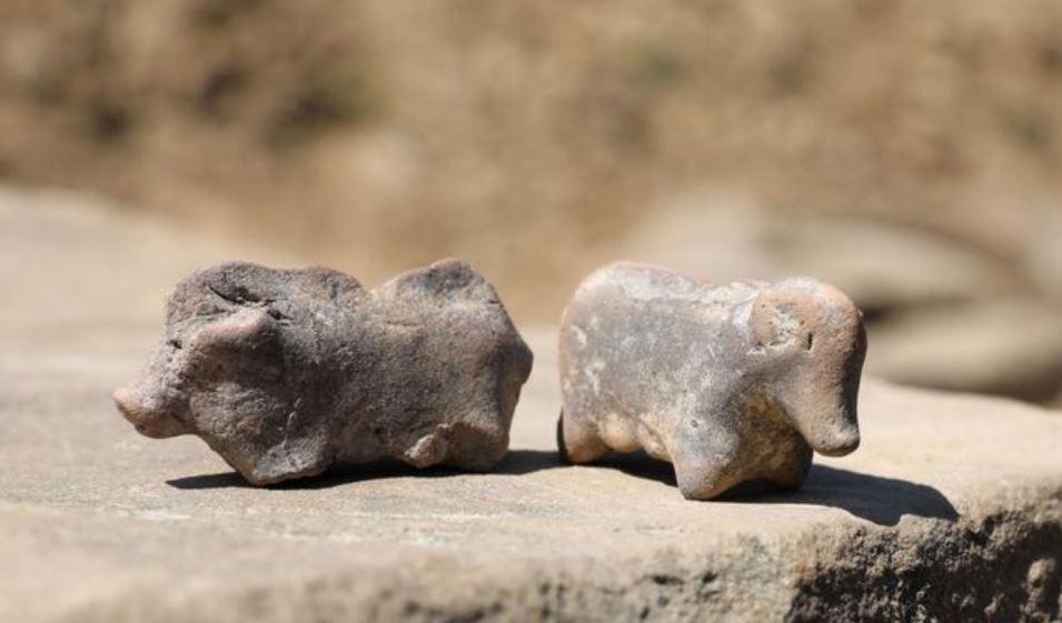 Juguetes de la prehistoria