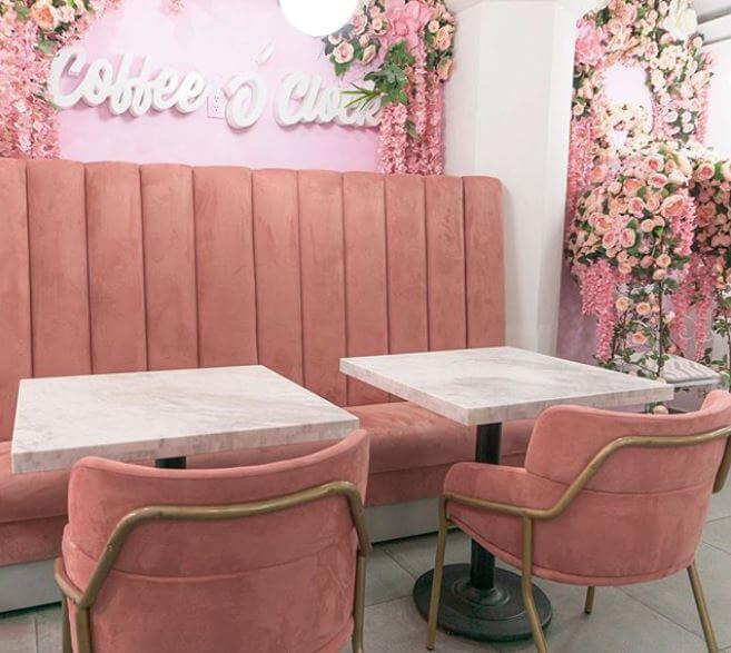 Las cafeterías más rosas de la CDMX
