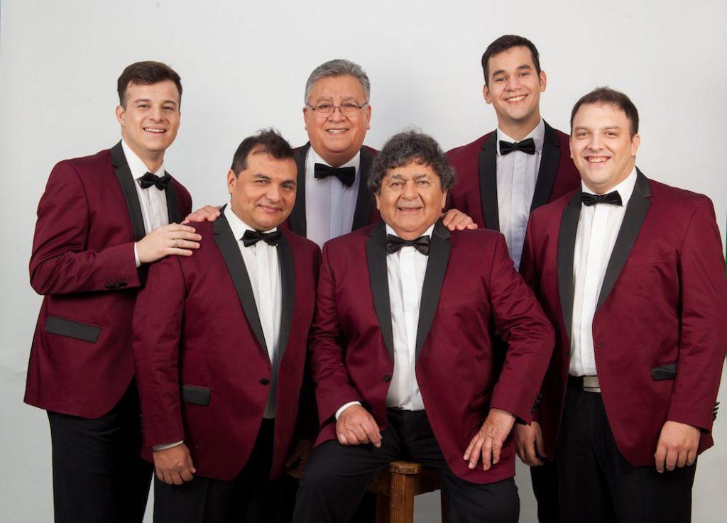Los Palmeras concierto via streaming cumbia Argentina
