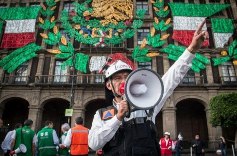 no habrá macrosimulacro ciudad de México