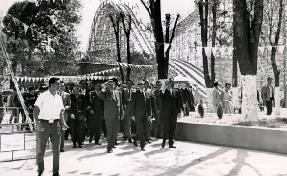 muertes Feria de Chapultepec