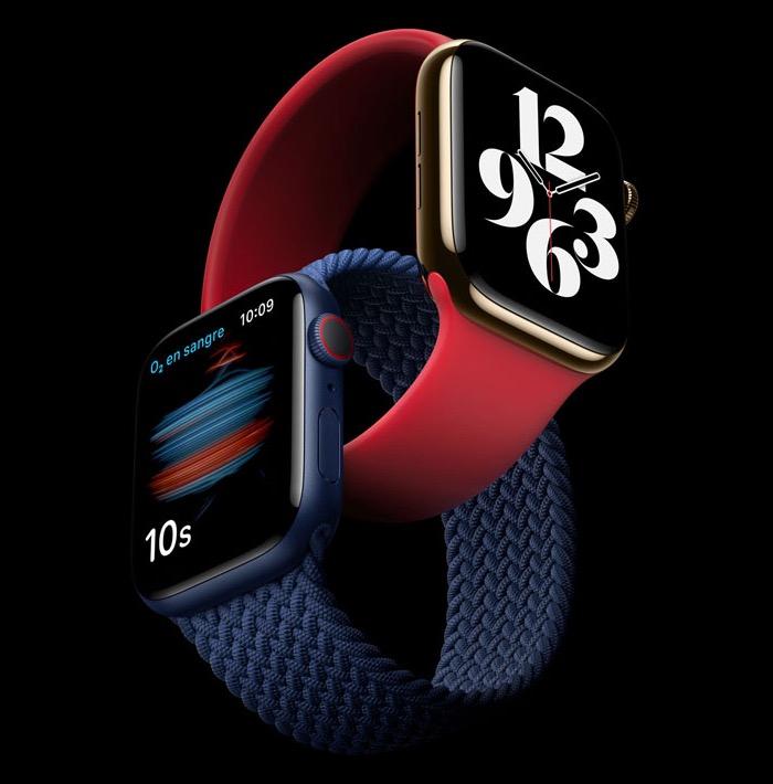 novedades Apple watch Series 6