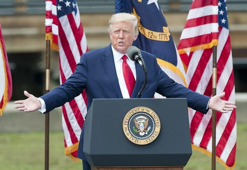 Donald Trump Nobel Paz