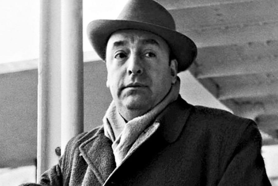Pablo Neruda mejores frases amor