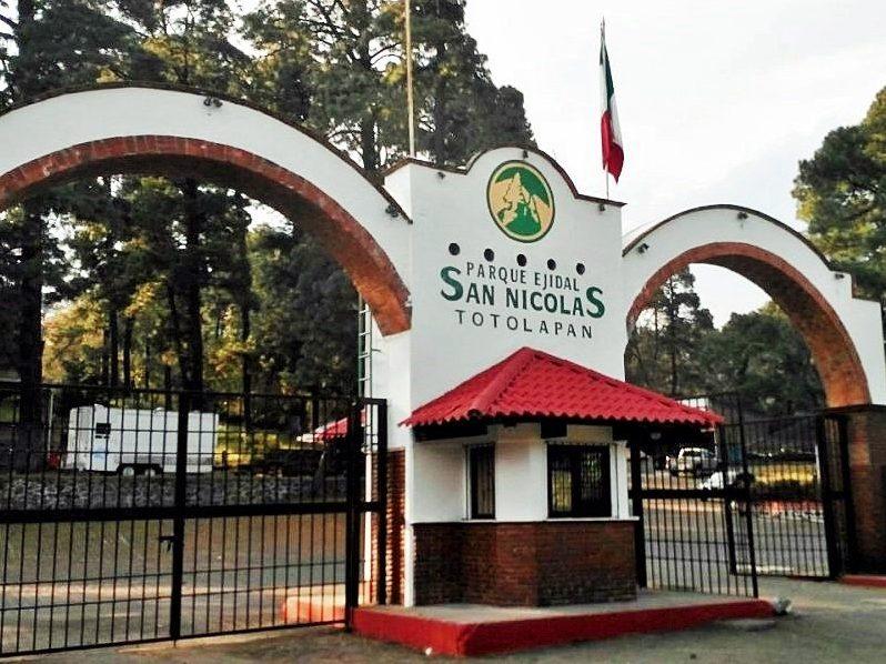 Bosques Parques Ciudad de México CDMX