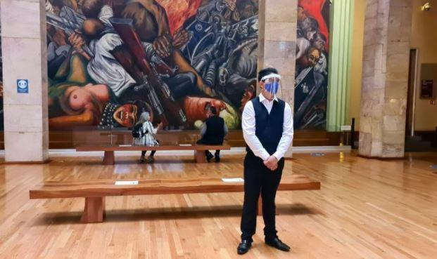 El Palacio de Bellas Artes reabrirá sus puertas en septiembre