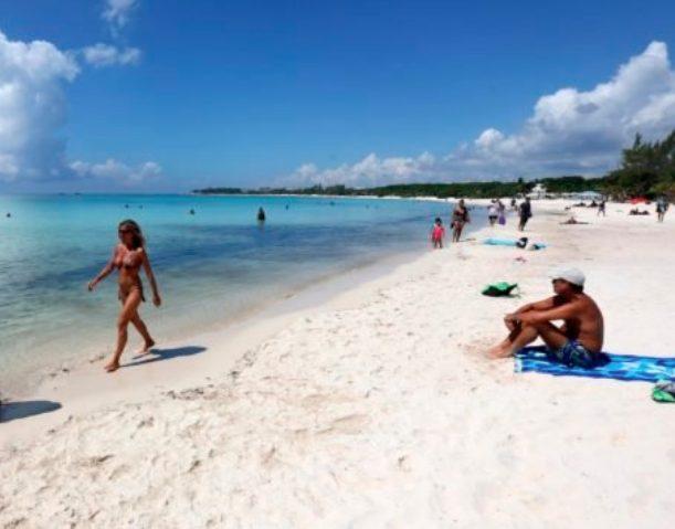 reabren playas Quintana Roo