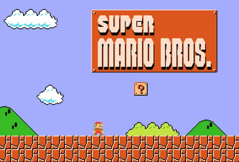 super Mario Bros nintendo switch