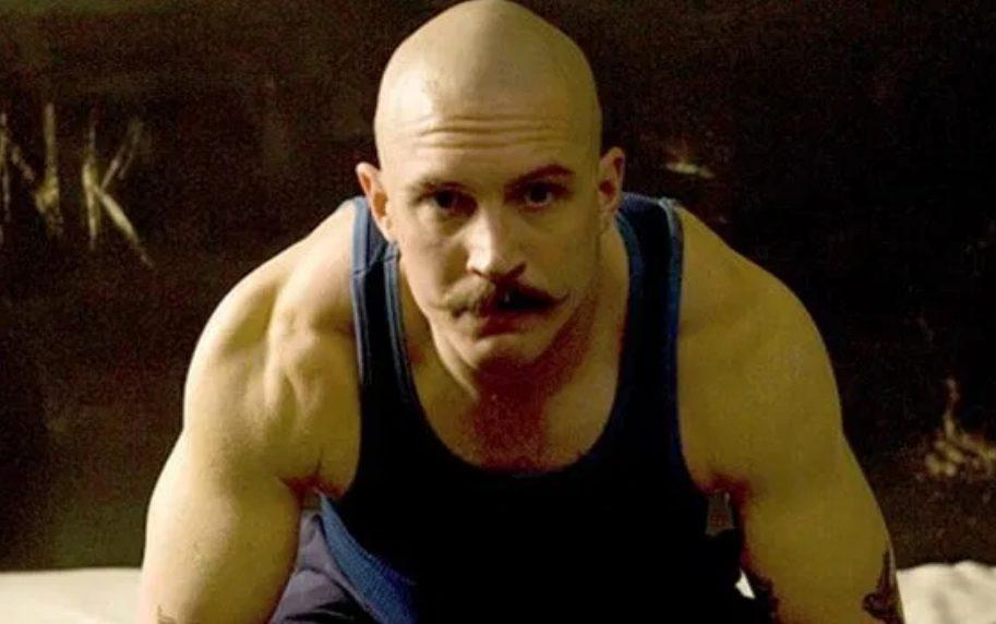 personaje Bronson Tom Hardy