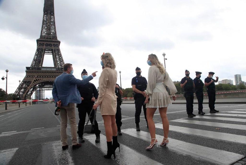 Reabre Torre Eiffel amenaza bomba