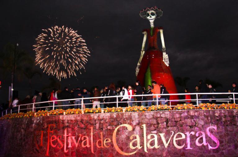 5 lugares para visitar y celebrar el Día de Muertos en México