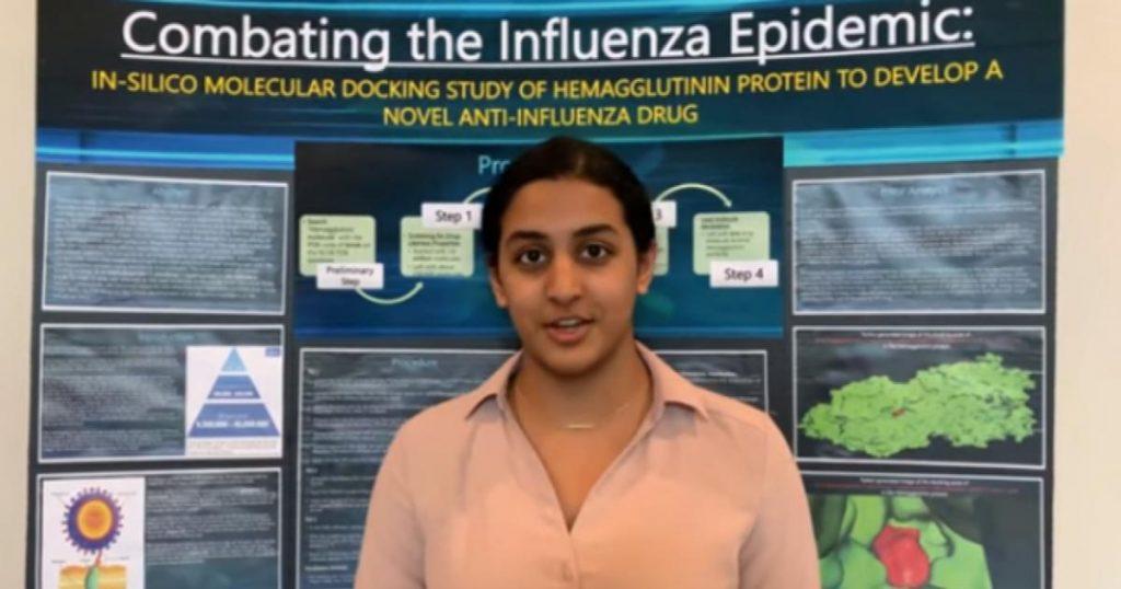 Anika-Chebrolu-adolescente-premiada-desarrollo-tratamiento-Covid-19-3