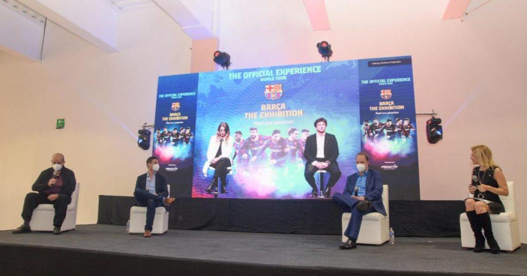 Barça-The-Exhibition-Feel-our-passion-Conferencia