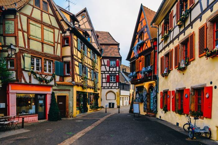 Calles peatonales más bonitas del mundo
