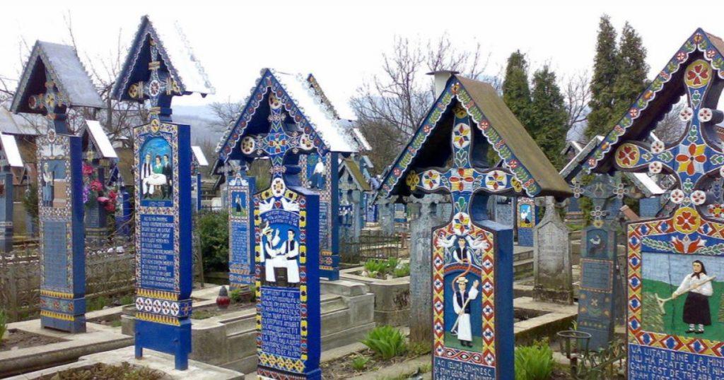 Cementerios-que-vale-la-pena-conocer-Cimitirul Vesel