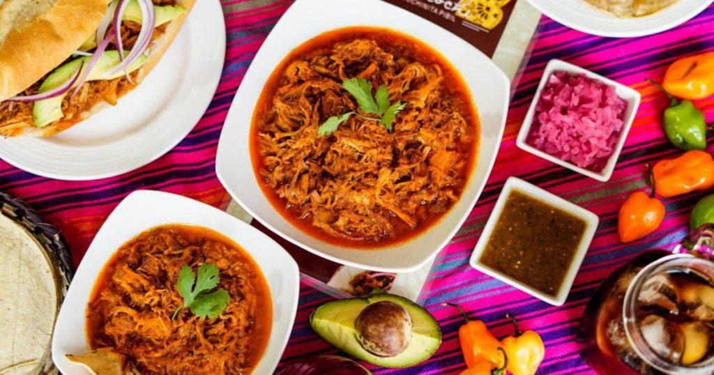 Cochinita-pibil-Yucatán