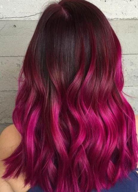 Colores de cabello para este otoño-invierno