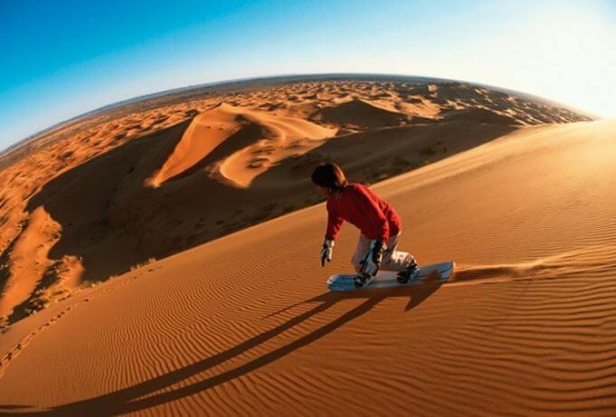 Conoce El Sabanal, las dunas más bonitas de Veracruz