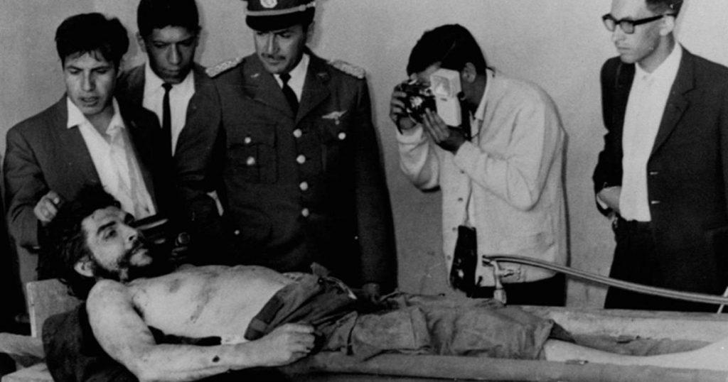 Datos-curiosos-Ernesto-Che-Guevara-muerte