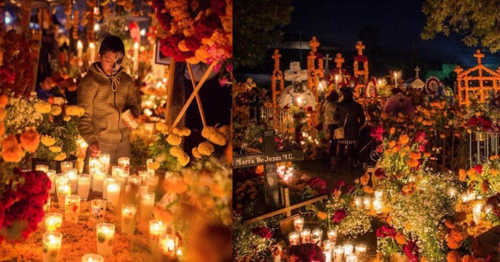 Día-de-muertos-Tzintzuntzan-Michoacán