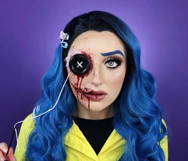 Ideas para maquillarte este Halloween y Día de Muertos
