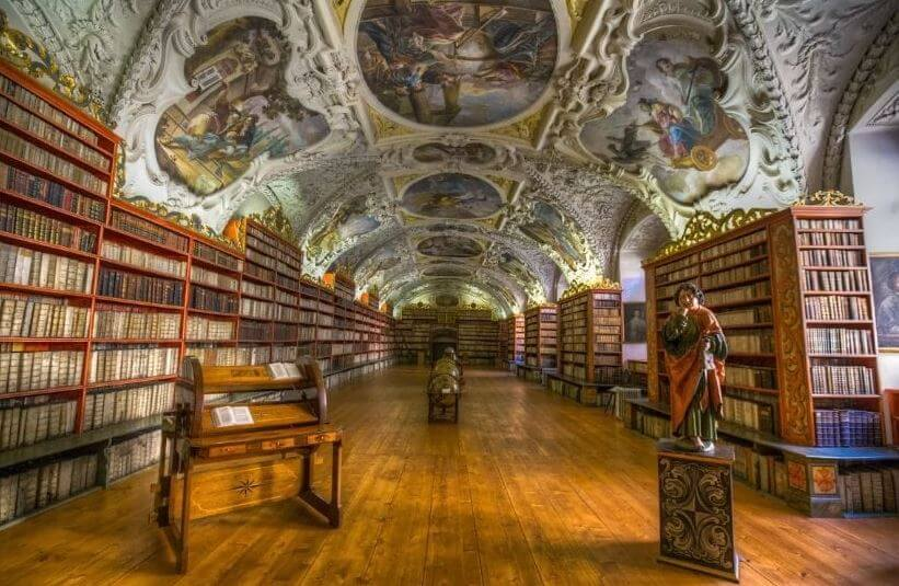 Las bibliotecas más impresionantes del mundo