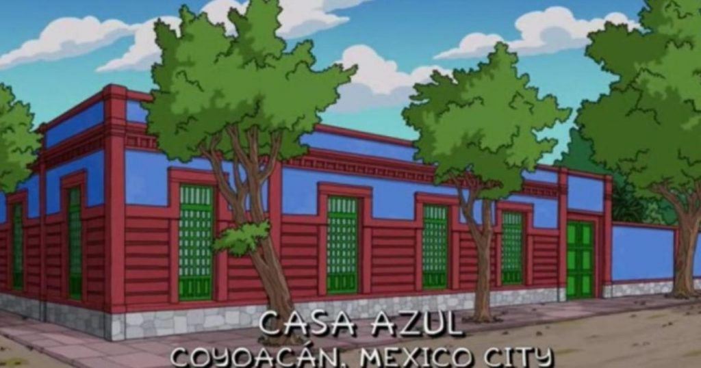 Los-Simpson-homenaje-Frida-Kahlo-Diego-Rivera-6