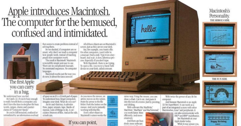 Primera-iMac-Apple