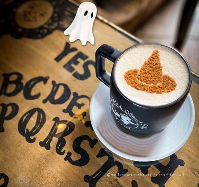 Salem Witch: una cafetería llena de magia y encanto en la CDMX