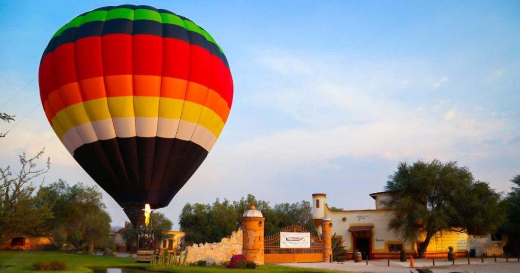 Sitios-para-volar-en-globo-aerostático-Tequisquiapan