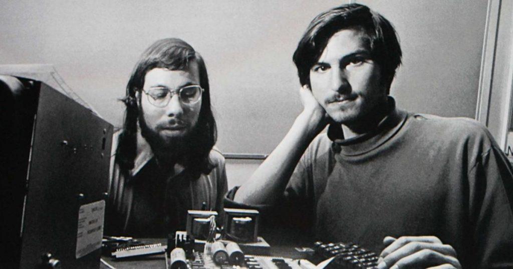 Steve-Jobs-y-Steve-Wozniak