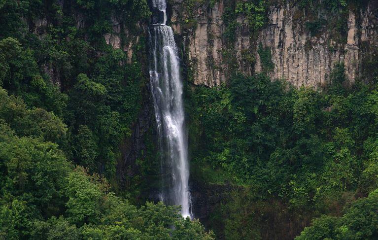 Conoce el increíble puente colgante Tlatlauquitepec