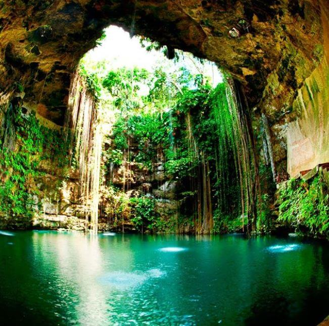 Tour por los Cenotes de Cuzamá Yucatán