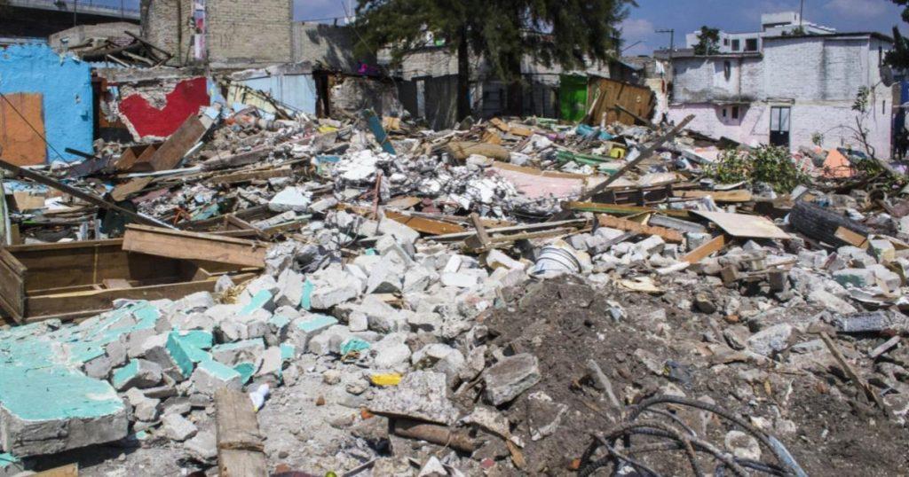 Trabajos-de-demolición-Ciudad-Perdida-Tacubaya