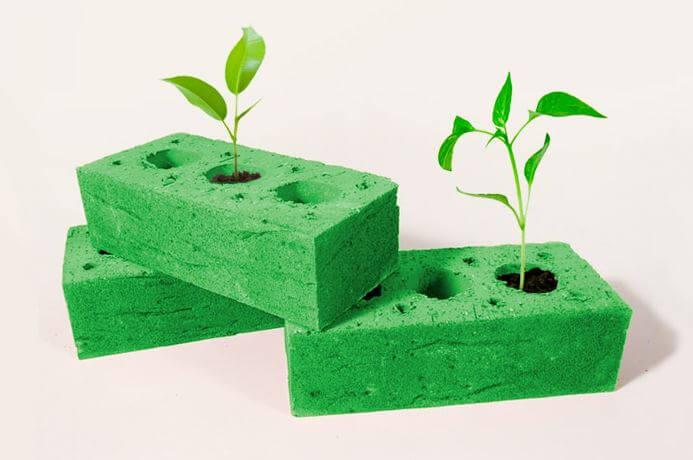 cemento ecológico